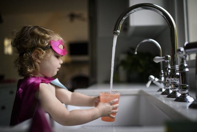 A new report from the Natural Resources Defense Council shows Missouri and Kansas have some of the highest concentrations of lead water pipes in the country. Getty Images