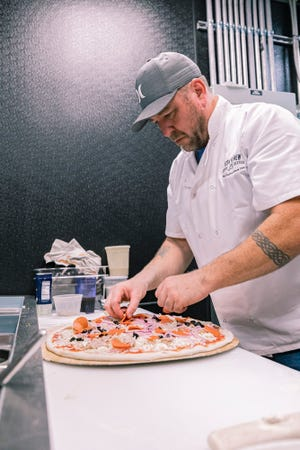 Frank Segreti is the owner of Pizza N' Brew.