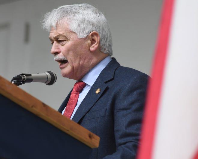 Harper Peterson has announced his run for Wilmington mayor.