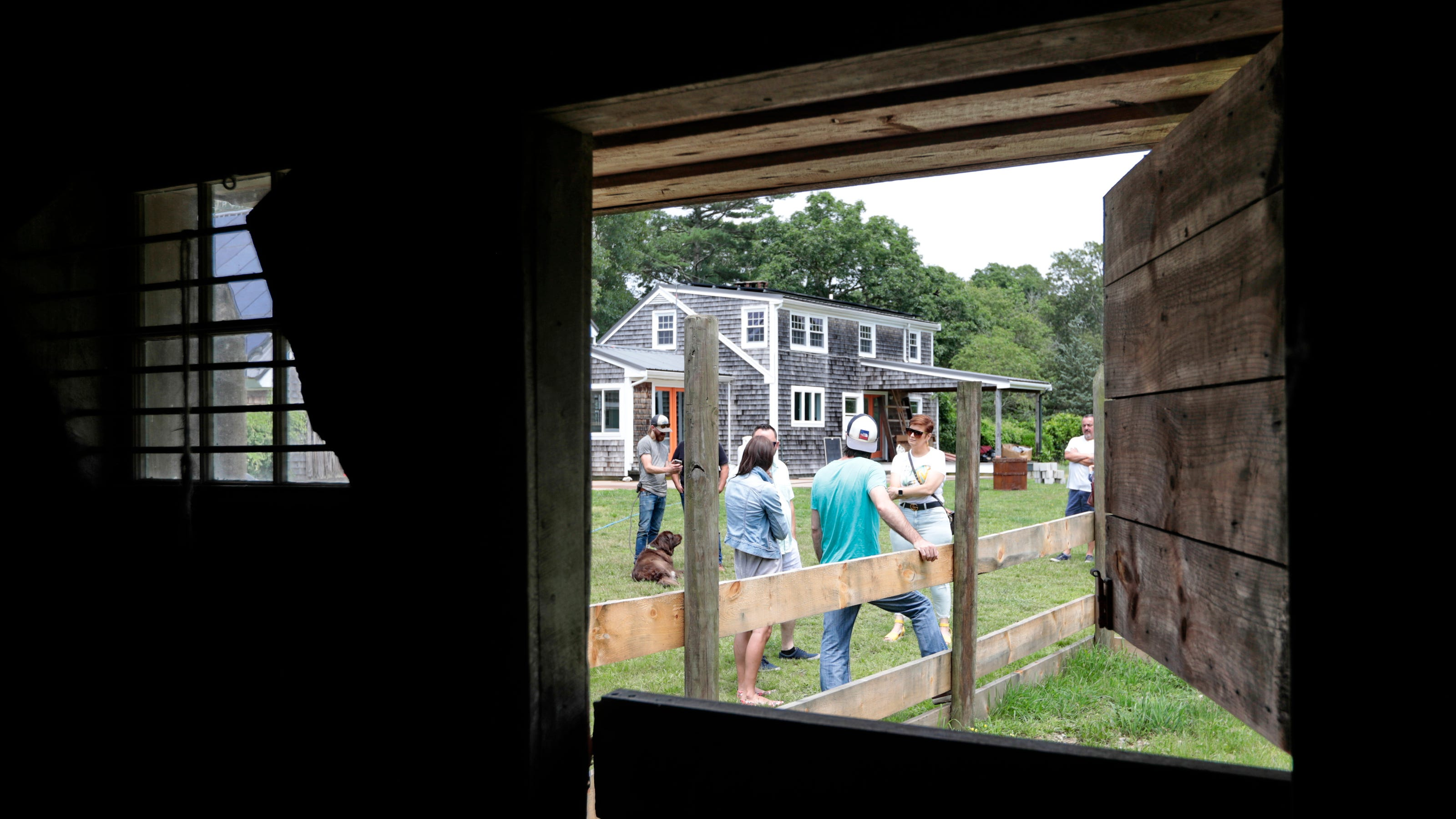 How nonprofit Flying Starlings will use a Dartmouth farm to help children with autism - SouthCoastToday.com