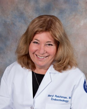 Meryl J. Reichman, MD, Endocrinology, Day Kimball Healthcare