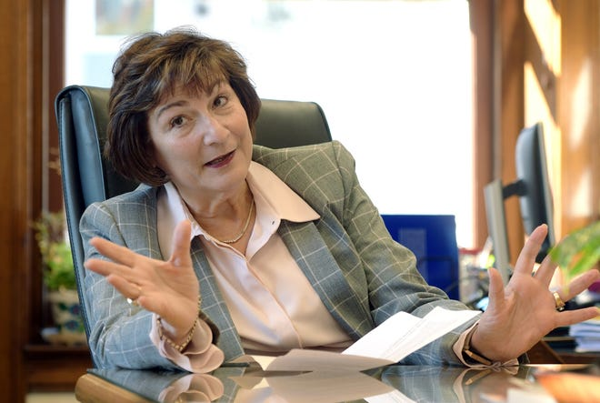 Dr. Matilde Castiel, is the commissioner of health and human services for Worcester.