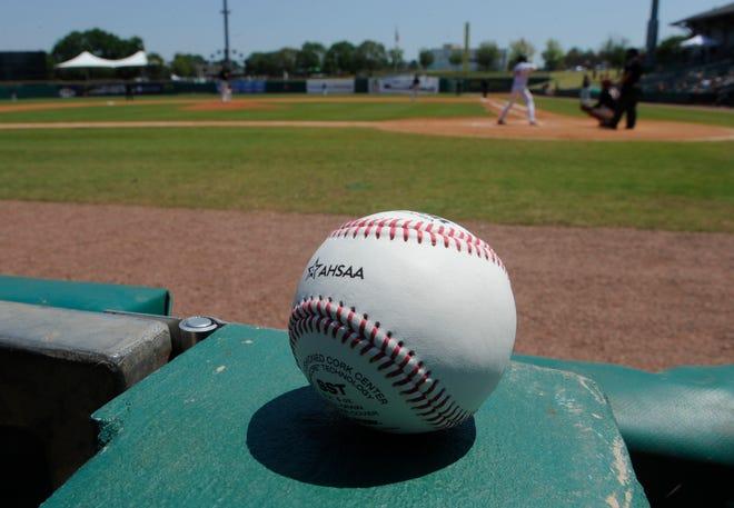 AHSAA baseball stock
