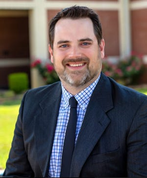 Josh Ray will serve as the new principal of Greenwood High School. He is starting his 16th year with the district and has served asprincipal at East Pointe Elementary for four years.