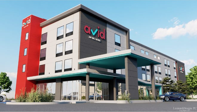 Developers behind a new Avid hotel for Tuscaloosa have withdrawn their request for economic aid from City Hall, placing the fate of the proposed 87-room hotel in limbo.