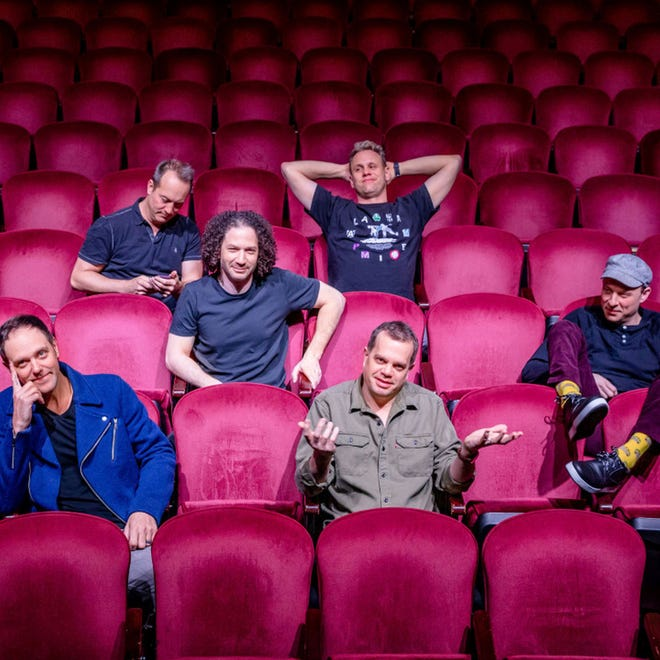 Umphrey's McGee will perform at Northlands.