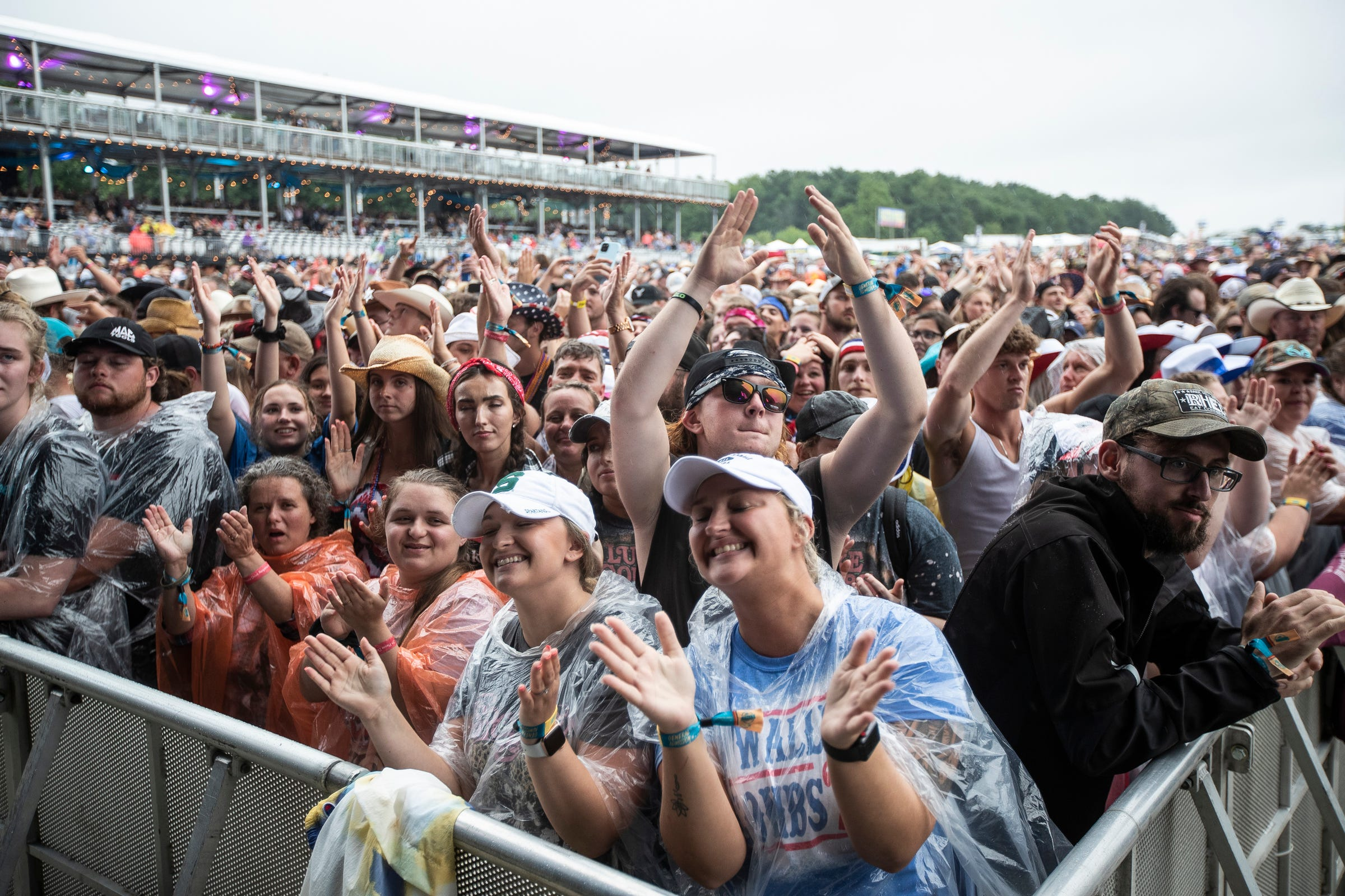 17 cases of COVID-19 identified in Faster Horses Festival attendees