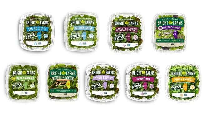 BrightFarms salads were recalled July 15, 2021 because of a salmonella outbreak from the salad greens.
