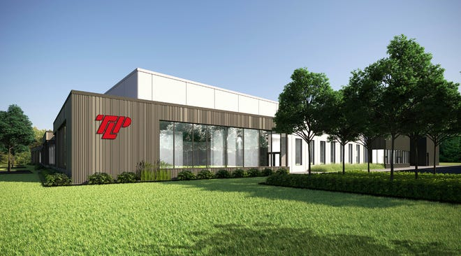 Tailored LabelProducts has proposedan 82,200-square-foot building for its company headquarters and manufacturing facility at the southeast corner of Good Hope Road and Flint Drive inMenomonee Falls.