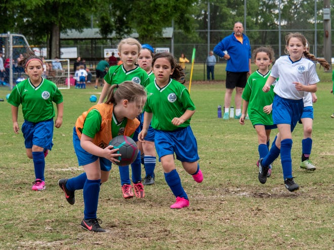 The Fall 2021 season will be the first for Pensacola Youth Soccer at the newly revitalized Hitzman Park.