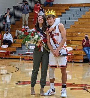 Port Clinton's Elliot Auxter was homecoming king. His realm was vast in high school.