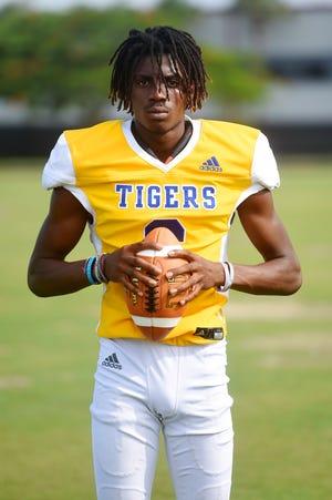 Amarion Brown, receiver, Martin County High School