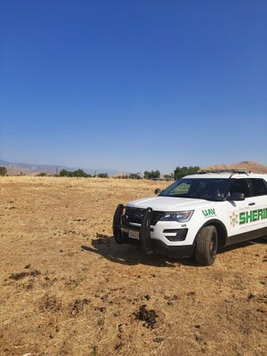 Tulare County deputies found several dead horses in Porterville on Thursday, July 15, 2021.