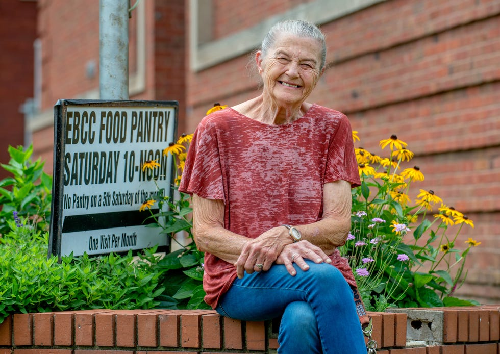 East Bluff Community Center Food Pantry manager Willa Lucas is also the moderator for a Facebook page called the East Bluff News which has garnered more than 4,300 members since it was started in 2014.