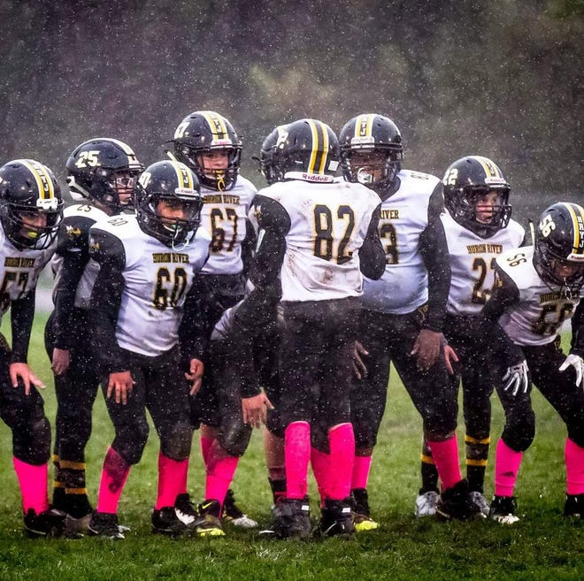 The Huron River Yellow Jackets, a youth football program that was formed in 1964, recently was forced out of its home in Flat Rock and settled at Ash-Carleton Park.