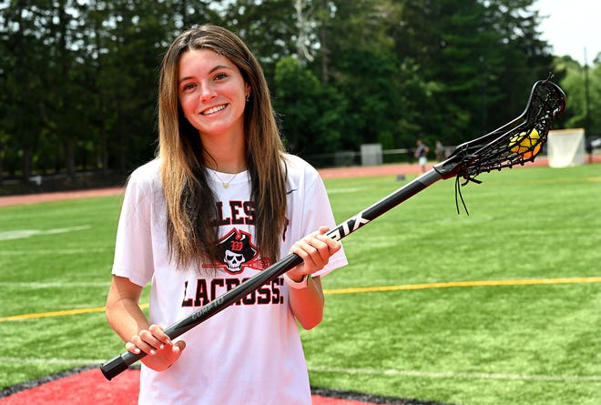 Wellesley High School rising senior Alanna Dumalac has committed to play lacrosse at Division I Davidson College.