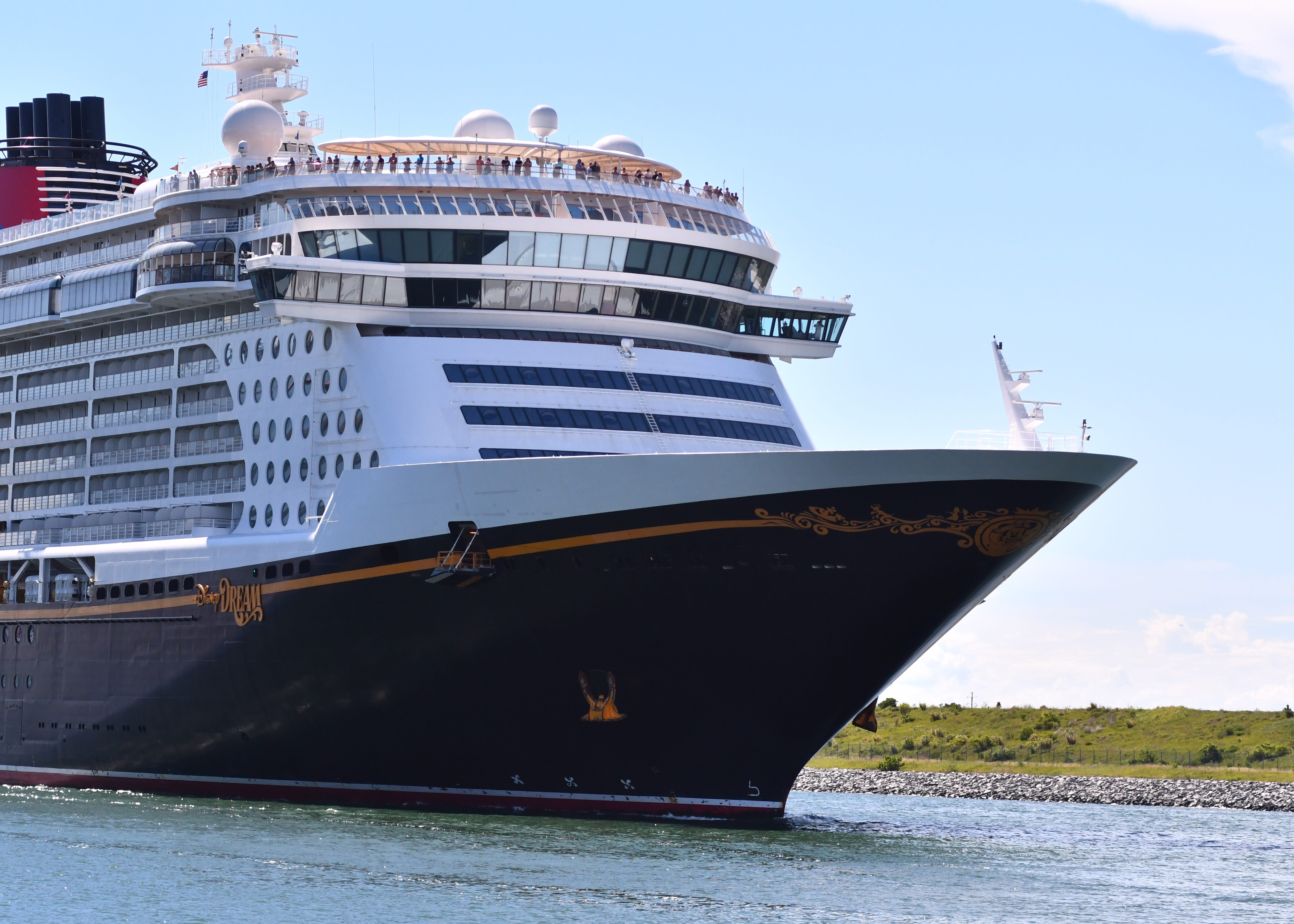 Disney Cruise Line resumes US sailings from Florida in August with Disney Dream