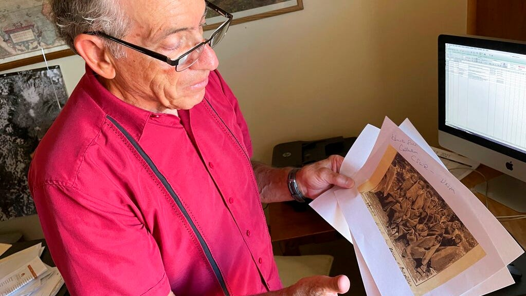 Uncovering Indigenous boarding school history makes for monumental task