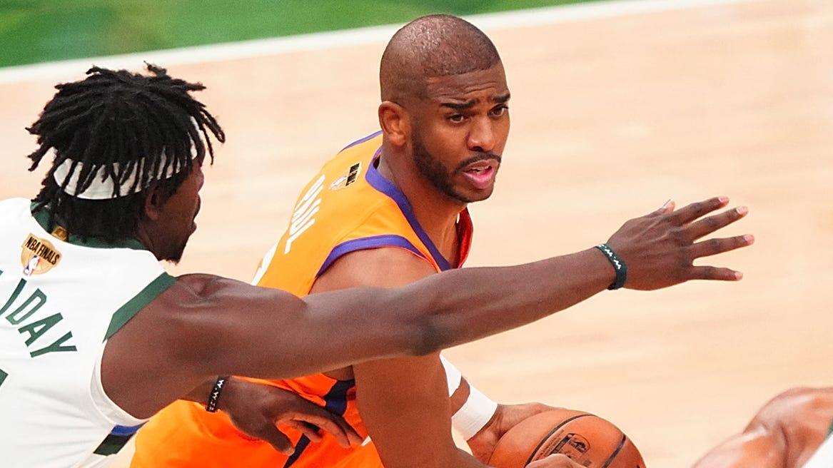 Suns confident Chris Paul's sluggish Game 4 was just 'a blip'