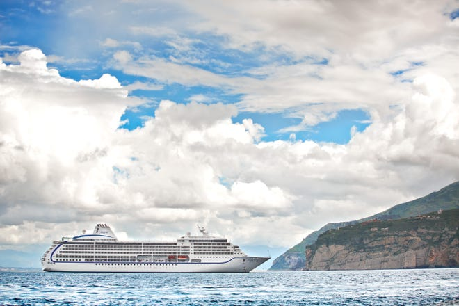 A cruise on the Seven Seas Mariner sold out in less than three hours. Tickets started at $73,499.