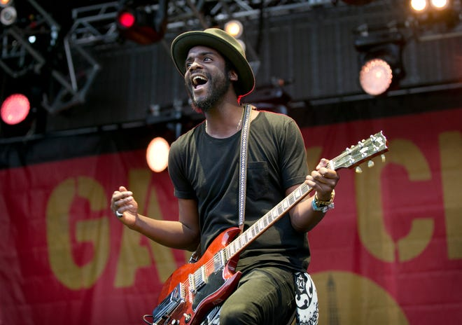 Gary Clark Jr. performs at the Austin City Limits Music Festival in Zilker Park on Friday October 2, 2015.  JAY JANNER / AMERICAN-STATESMAN