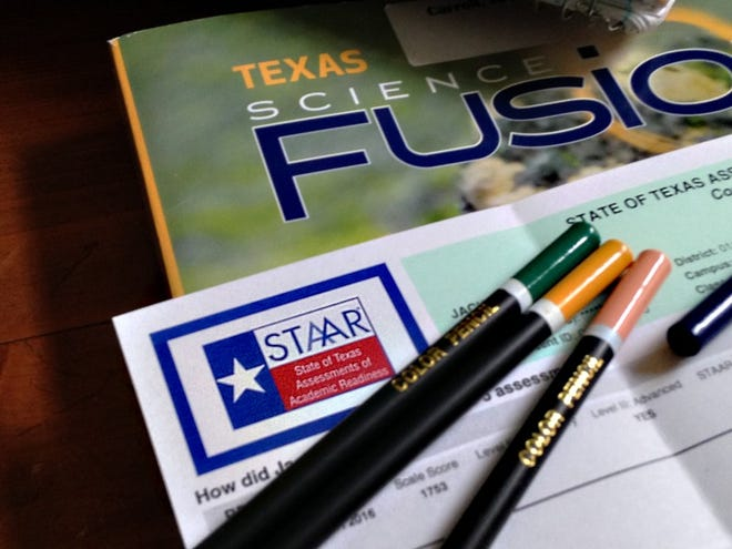 STAARmath results show many students in 5th and 8th grades are not meeting standards, Candace Walkington writes. [FILE PHOTO]