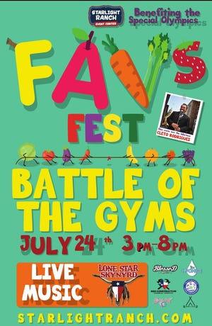 FAVS Fest Flyer