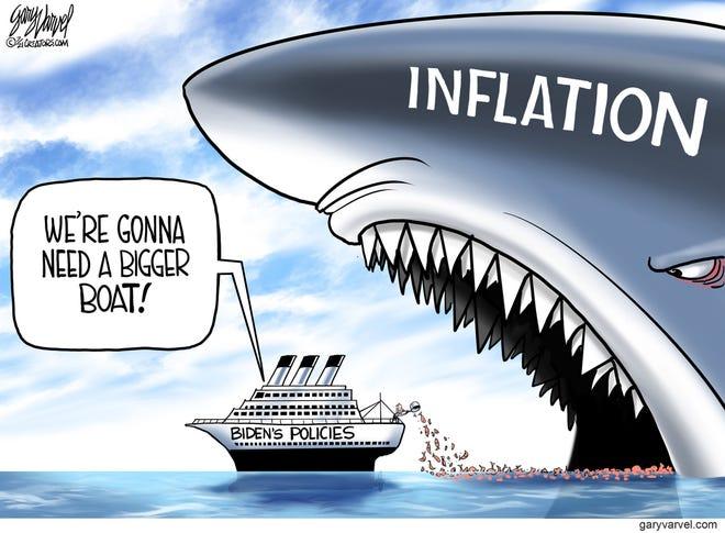 Today's editorial cartoon (July 19, 2021)