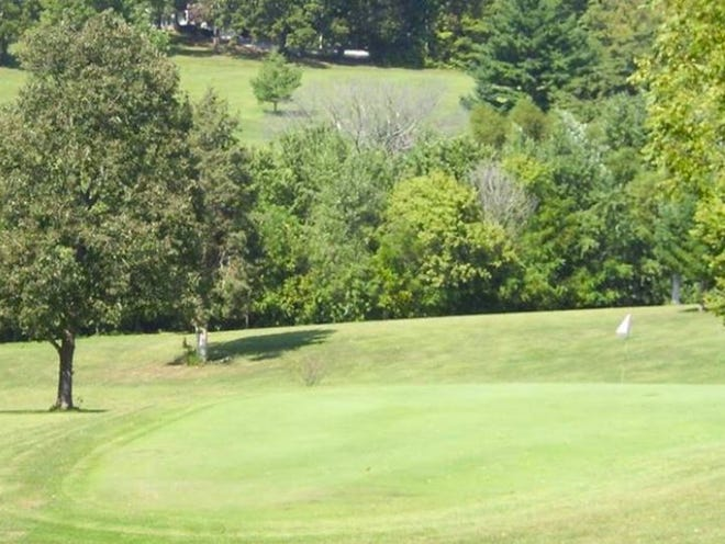 Green Acres Golf Course in Paoli, Ind.