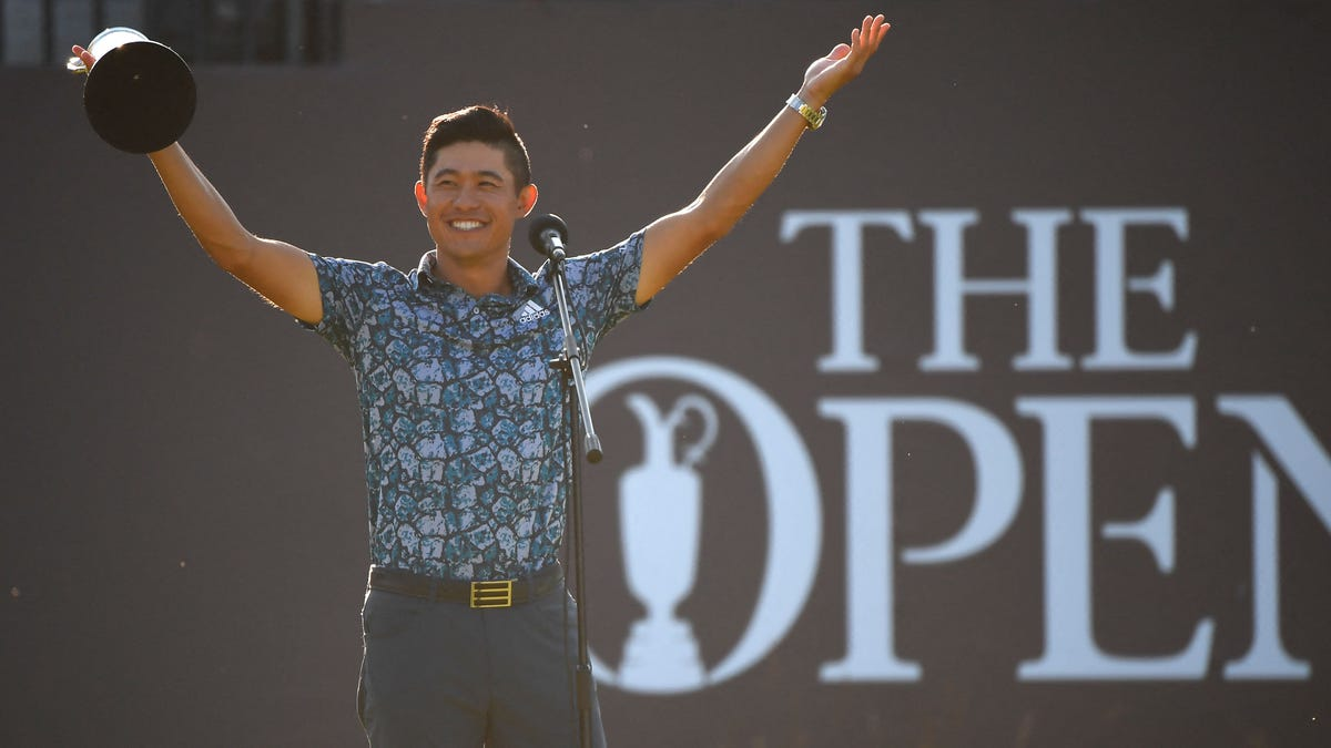 For Collin Morikawa, Xander Schauffele, playing Olympic golf in Tokyo is a no-brainer