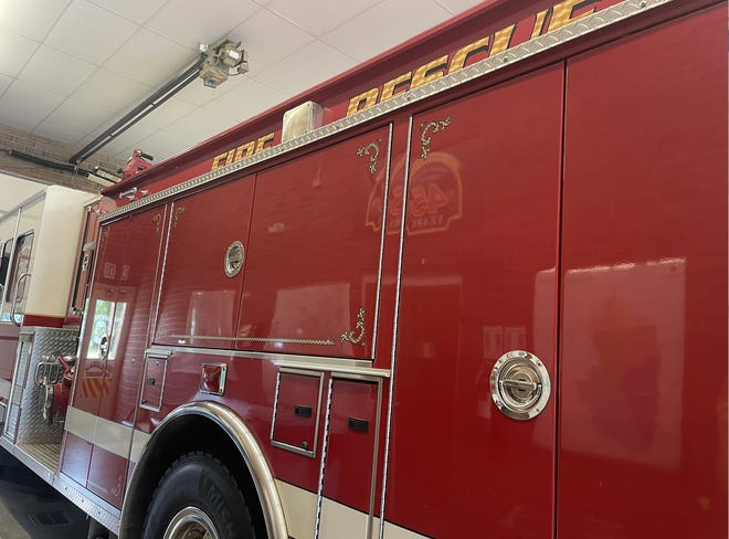 The most expensive piece of equipment for fire departments - fire trucks - are doubling in price every 20 years