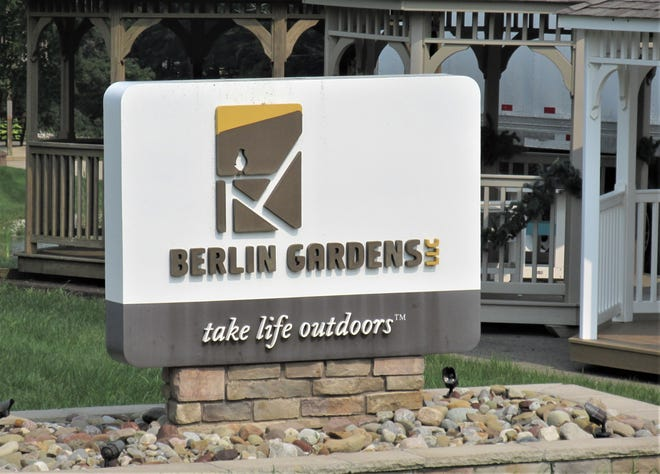 Berlin Gardens, a manufacturer of outdoor furniture and structures was approved for an Enterprise Zone agreement with Holmes County for a proposed 75,000 square foot expansion at their production facility on Berlin Township Road 351.