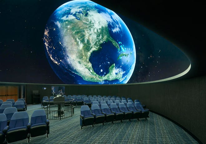 Shows in the Lohman Planetarium at the museum will be scheduled during the 50th birthday celebration.