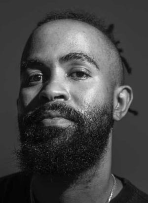 Miami, Florida, artist Mwanel Pierre-Louis will design and paint an 11,000-square-foot mural on the basketball courts at Bayview Park in Erie.