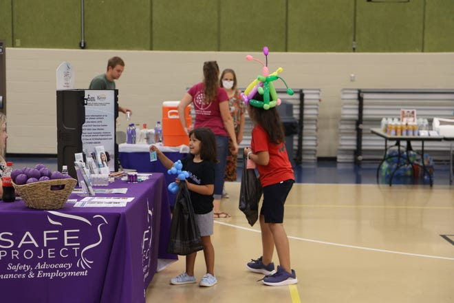 Hope Fest 2021 was at the Newton Recreation Center on July 17