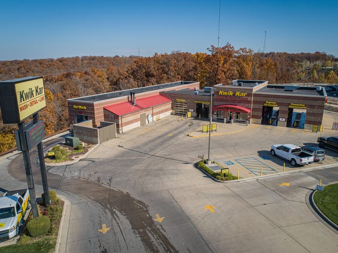The Kwik Kar coming to Camdenton will be similar to the one pictured in Osage Beach. Construction is underway at the intersection of Jack Crowell Rd. and Highway 54 West in Camdenton.