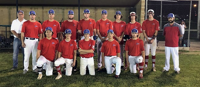 The NEMO Post 6 Sixers baseball team won the 2021 Missouri Senior American Legion AAA District 2 Tournament, defeating Trenton Post 31 11-1 in five innings Friday, July 16. The Sixers (25-6) advance to the double elimination Zone 1 Tournament being held July 22-25 at Washington, Mo. NEMO Sixers face event host Washington Post 218 at 5:30 p.m. Thursday.