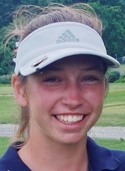 Jacqueline Cingel of Notre Dame Academy has been named to The Patriot Ledger All-Scholastic Girls Golf Team.