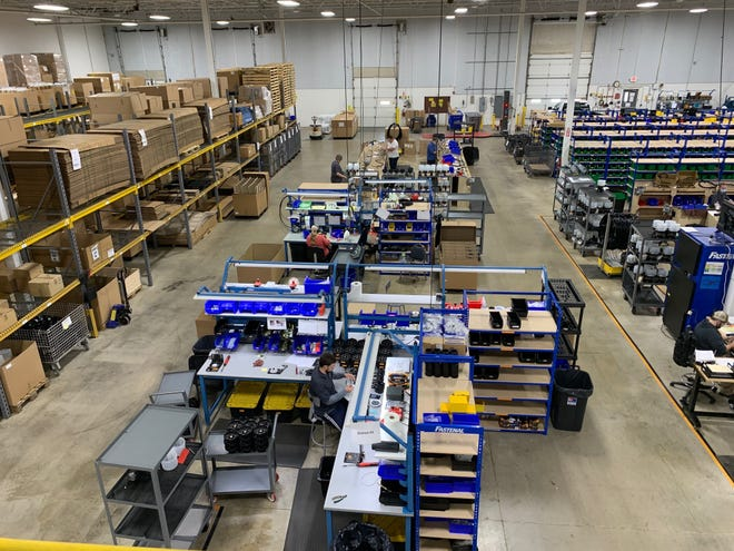 Timken Co. has expanded its Groeneveld-BEKA facility near Dayton to accommodate growing demand for automatic lubrication systems.