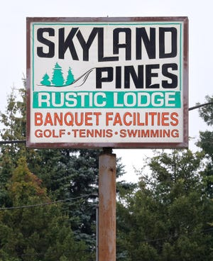 A massive warehouse totaling more than 1 million square feet is being proposed for the Skyland Pines Golf Club. Three companies are involved with plans that have been submitted to the the city, but the potential tenant for the building hasn't been identified.