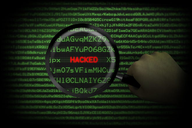 The town of Sunset Beach was the victim of a series of ransomware hacks in the past several weeks.