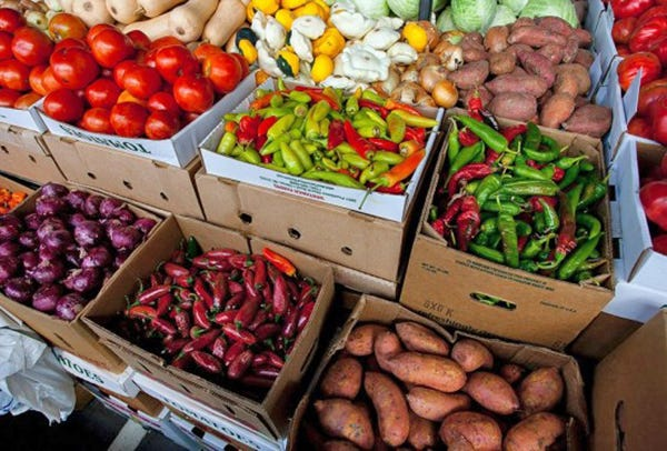 The produce auction is a staple of Pennsylvania's produce marketplace and a win/win for farmers and buyers alike.