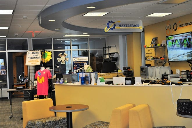 The Makerspace in the Academic Learning Commons at Kent State Tuscarawas, 330 University Drive NE, New Philadelphia, will hold a Meet Your Community Day from 11 a.m. to 2 p.m. July 28.