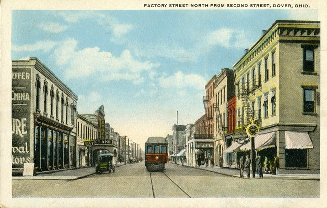 The Dover Public Library, 525 N. Walnut St., will host a program on the railroad and streetcar lines in Dover at 6:30 p.m. Aug. 10 in the library community room.