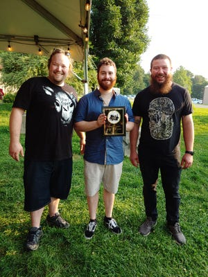 Widows and Crows, a band based in Evansville, claimed the Battle of the Bands at the Lawrence County Fair Saturday.