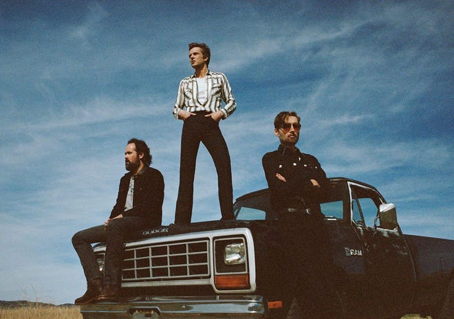 The Killers play PromoWest Pavilion at Ovation on Sept. 20. Tickets go on sale Friday.