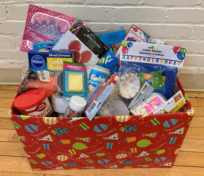 Thank you to Bright Horizons at Natick for collecting birthday party supplies. NCS's Birthday Bag Program provides clients with invitations, cake mixes, goody bag supplies, paper goods and gifts to throw a birthday party for their child.