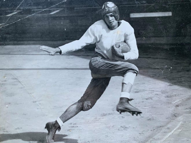 Don Brott was known as one of the toughest football players in Bremerton during the early 1940s, and went on to be a renowned softball player when the sports commanded the city's attention.