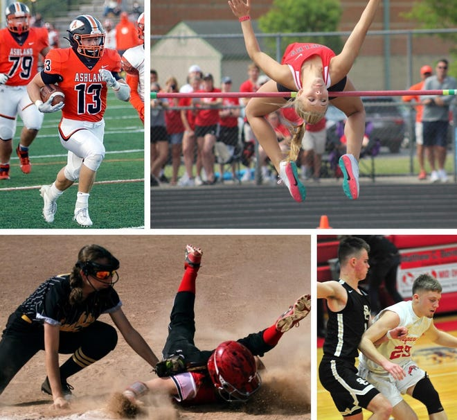 Mansfield News Journal sports writer William Kosileski counts down the 10 best high school sporting events he covered during the 2020-21 seasons.