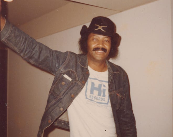 Howard Grimes, the anchor of the famed Hi Rhythm Section.